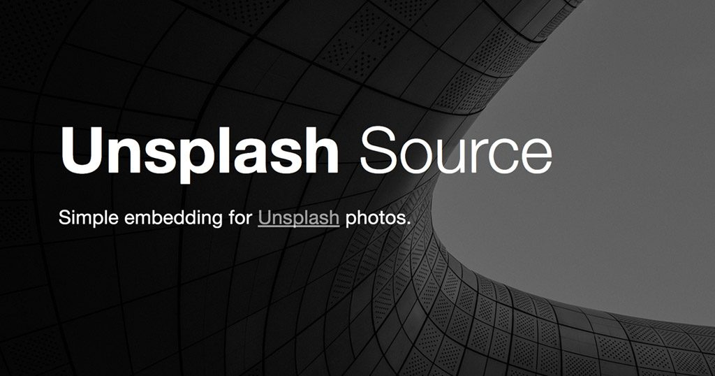 Unsplash - Free picture