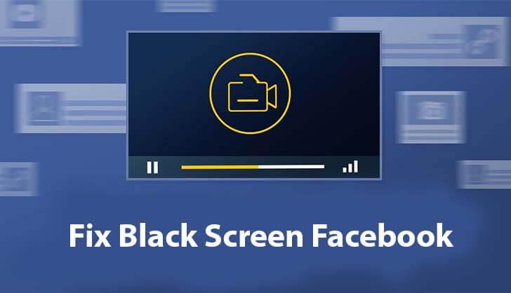 Black Screen Facebook Video