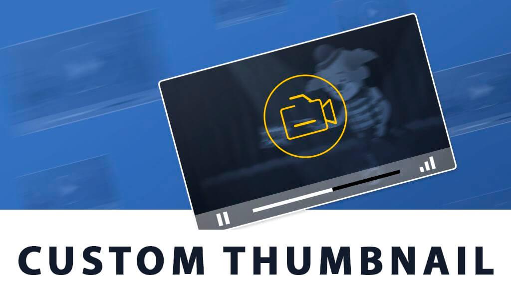 Custom Thumbnail Facebook