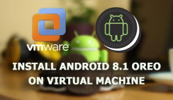 Install Android 8.1 Oreo on PC