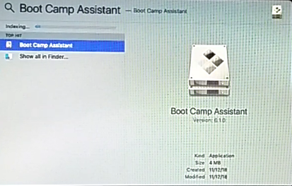 Boot Camp Assistant