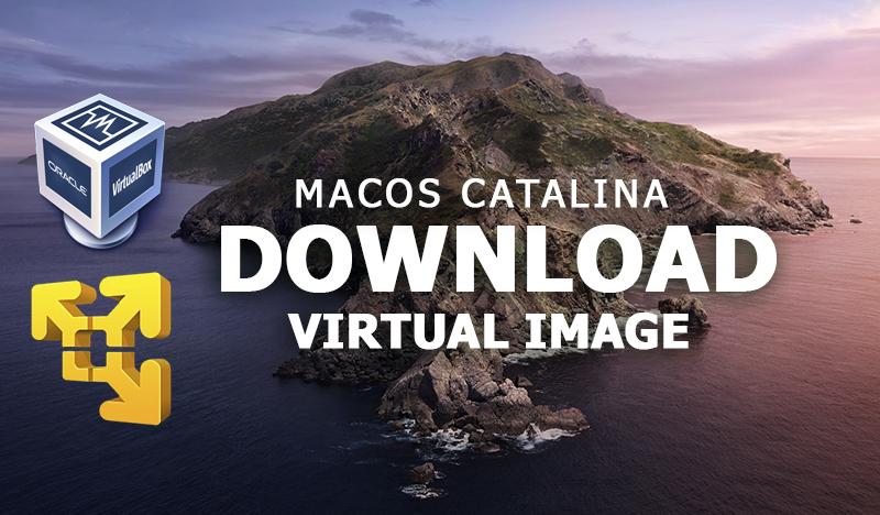 Download macOS Catalina Virtual Image