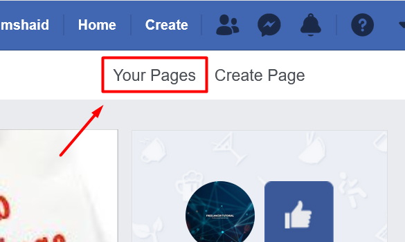 Your Page