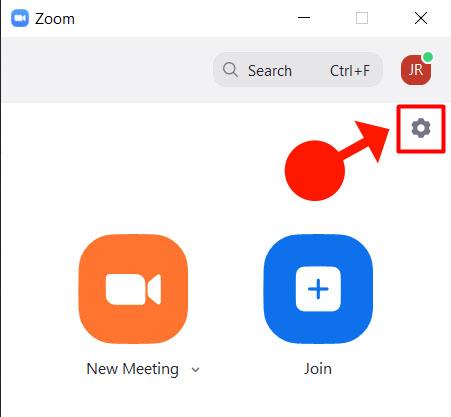 zoom Setting