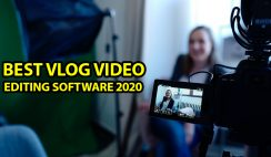 Best Vlog Video Editing Software 2020