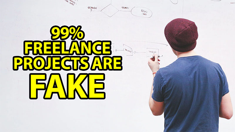 Freelancer Fake Projects