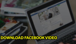 Download Facebook Video on PC