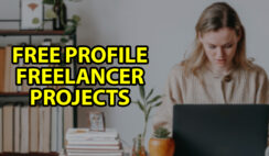 Projects Freelance Allow to Apply Free Profile